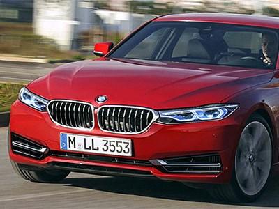 BMW покажет прототип 3-series новой генерации уже в сентябре
