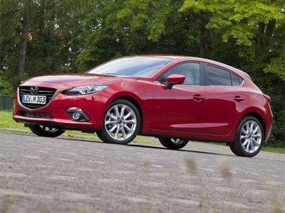 Mazda 3 больше не поставляется в Россию