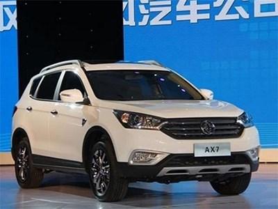 DongFeng привезет в Россию собственную копию Nissan Qashqai