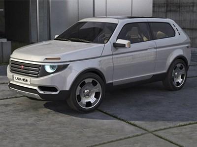 Производство нового поколения Lada 4x4 начнется в 2018 году