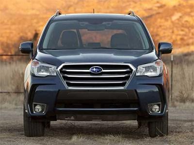 В России стартовали продажи обновленного кроссовера Subaru Forester