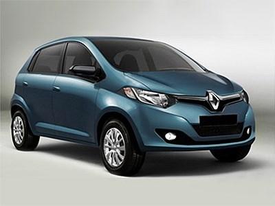 Хэтчбек Renault Kayou будет доступен не только в развивающихся странах