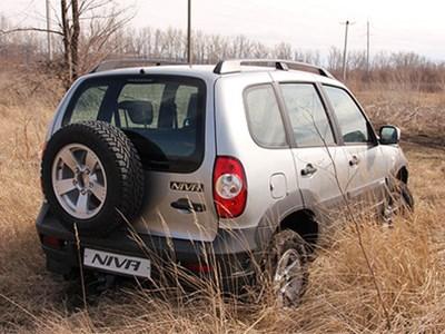 Завод GM-АВТОВАЗ приступил к сборке топовой версии внедорожника Chevrolet Niva