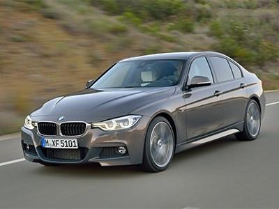 Опубликован список комплектаций и цен на обновленный седан BMW 3 серии