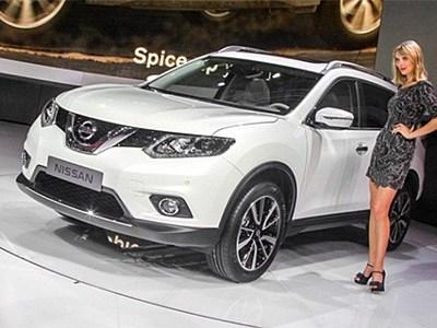 Nissan X-Trail получил новый бензиновый турбодвигатель
