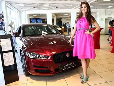Новый Jaguar XE официально представлен на российском рынке