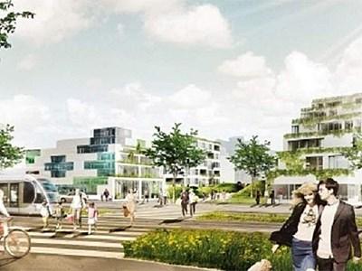 В Дании появится новый город без автомобилей