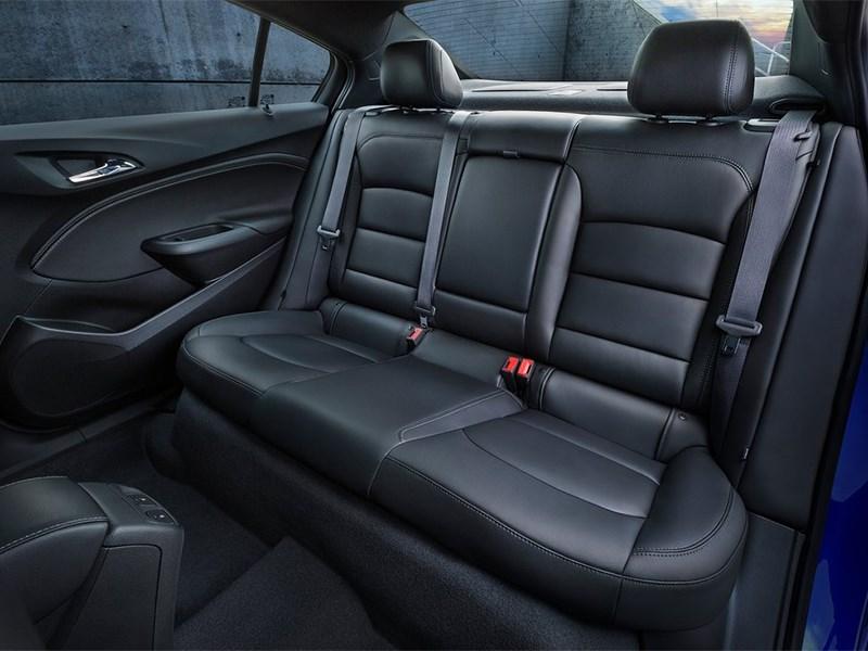 Chevrolet Cruze 2015 задний диван