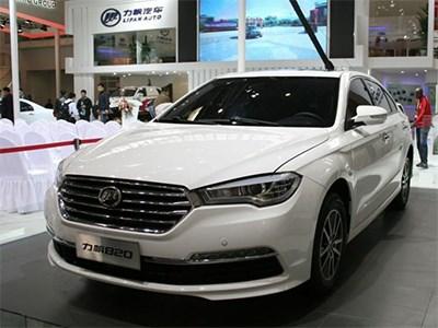 Флагманский седан китайской марки Lifan приедет в Россию уже этой зимой