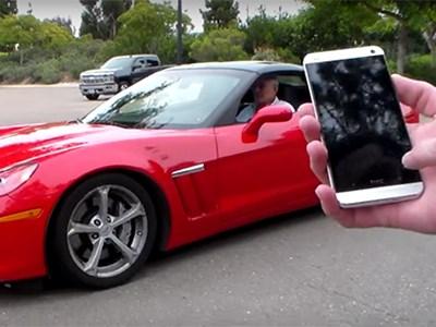 В США нашли способ останавливать автомобили с помощью SMS
