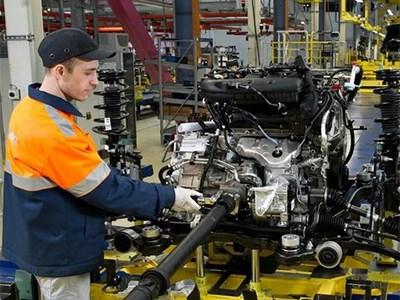 В Елабуге будут собирать двигатели Ford