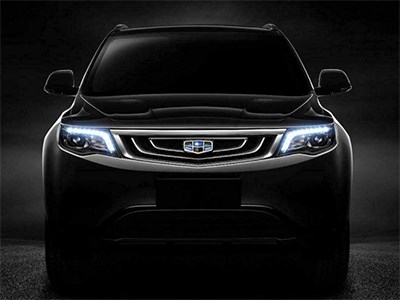Автомобили Geely будут поддерживать программны Apple CarPlay