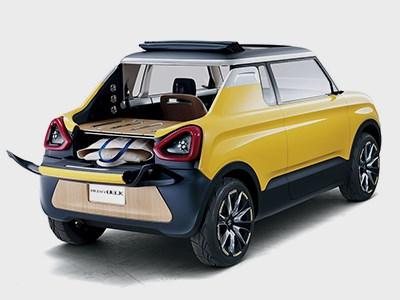 Suzuki привезет в Токио очень маленькие прототипы