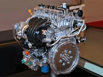 Hyundai показал новый двигатель для гибридов