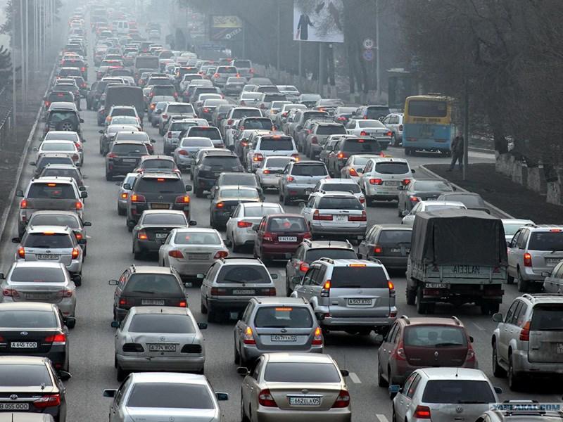 В МВД подсчитали количество автомобилей в России
