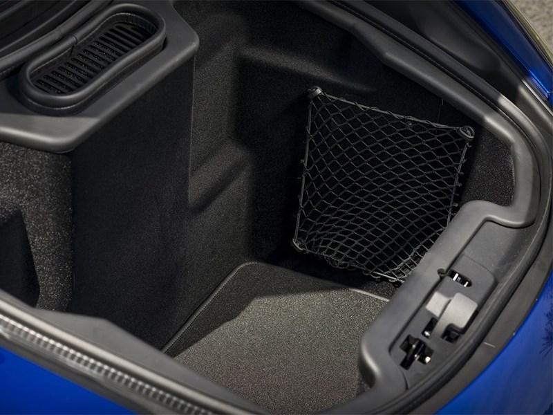 McLaren 650S 2014 багажное отделение