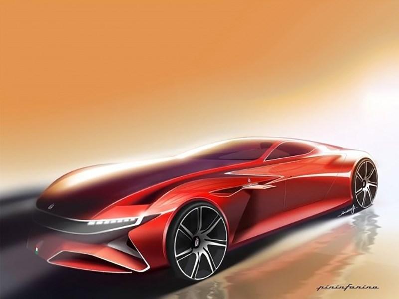 Pininfarina сделает электрический гиперкар