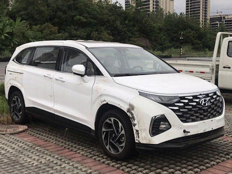 Hyundai представила минивэн Custo.