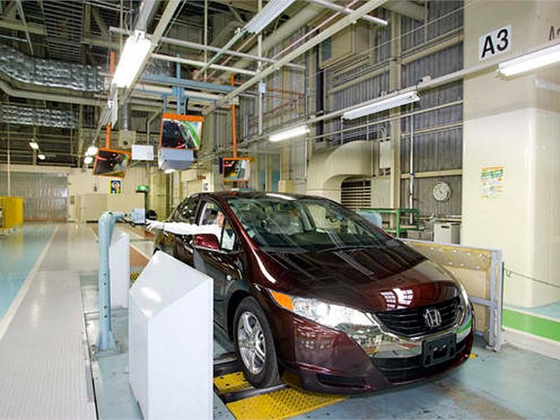 В прошлом году Honda выпустила более 4,5 млн автомобилей