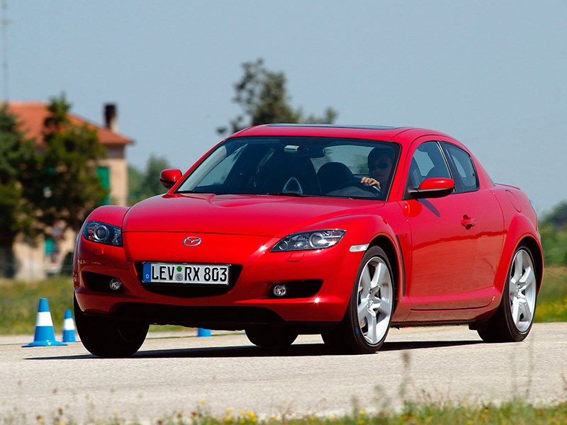 Mazda отзывает 8 тысяч автомобилей в ЮАР