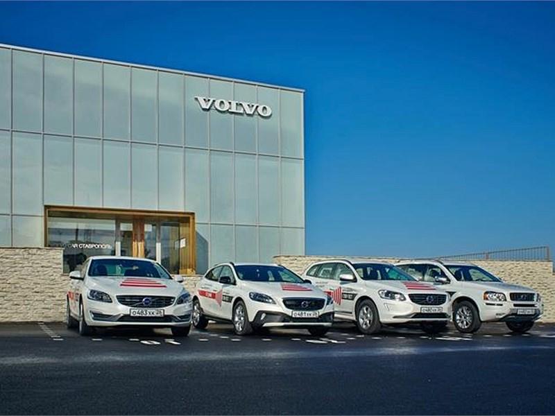 В январе глобальный объем продаж Volvo вырос на 9,4%