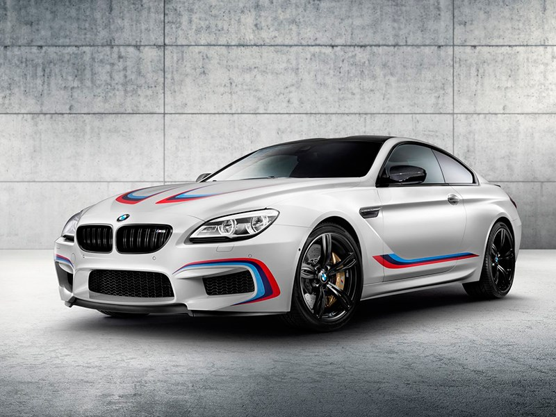 BMW назвал рублевые цены M6 Competition Edition