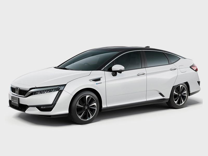 Водородный автомобиль Honda Clarity уже на рынке