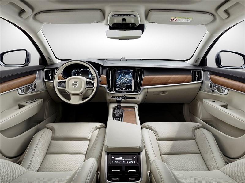 Volvo V90 Estate 2017 салон