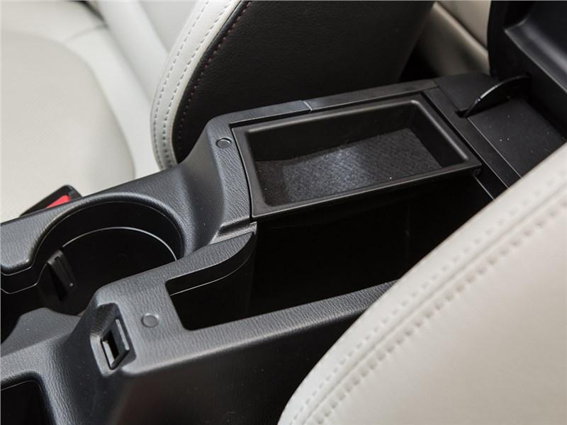 Mazda CX-5 2015 полезные мелочи