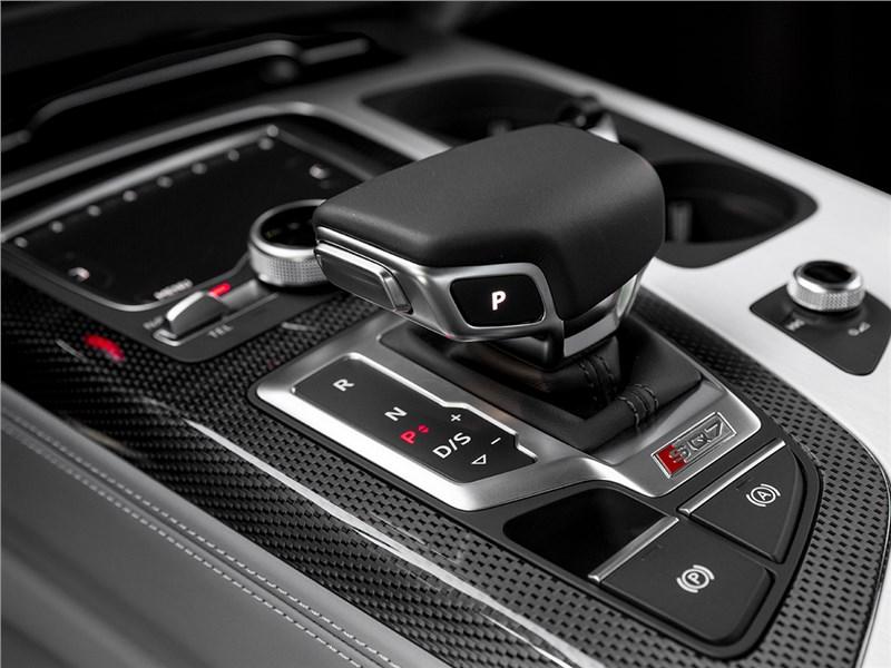 Audi SQ7 TDI 2017 8АКПП