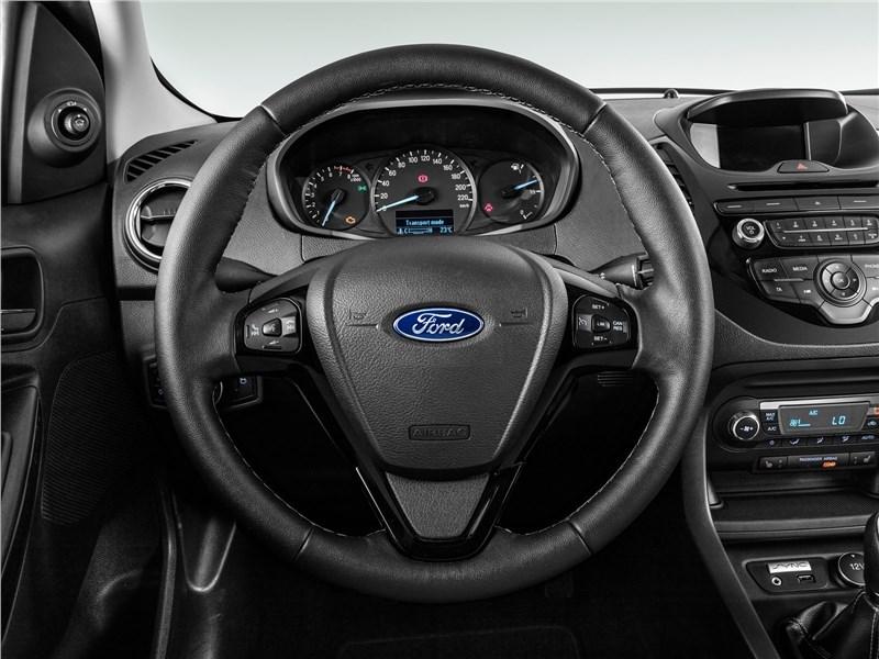 Ford Ka+ 2017 водительское место