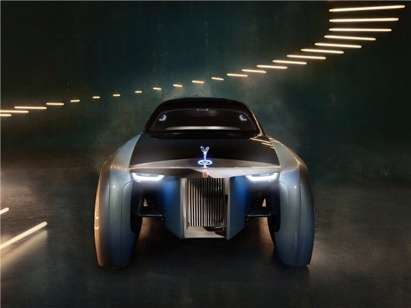 Rolls-Royce Vision Next 100 concept 2016 вид спереди