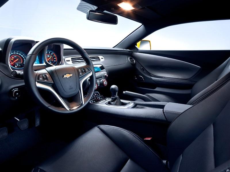 салон Chevrolet Camaro 2009