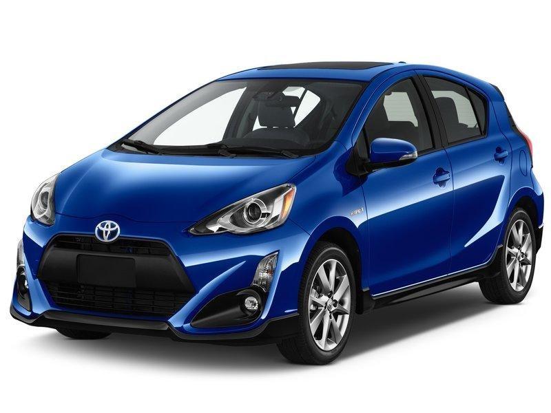 Toyota показала обновленный Prius C - автоновости