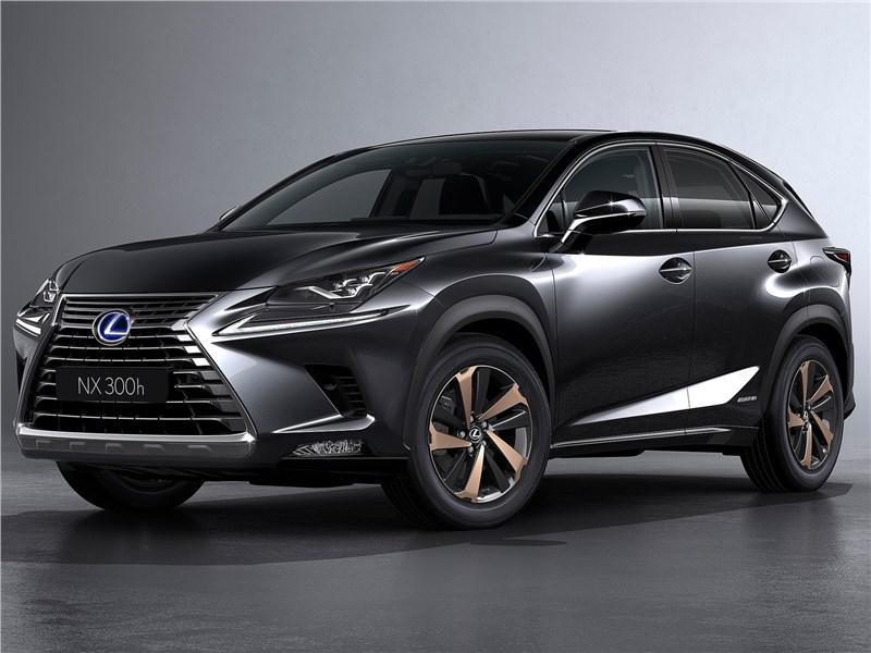 Lexus NX 2018 Комфорт и агрессия
