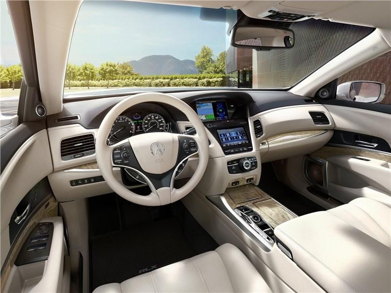 Acura RLX 2018 салон