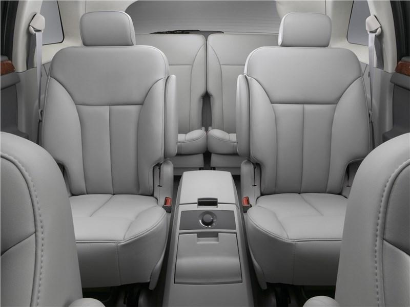 Chrysler Pacifica 2007 передние кресла