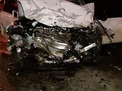 Экс-депутату взорвали машину