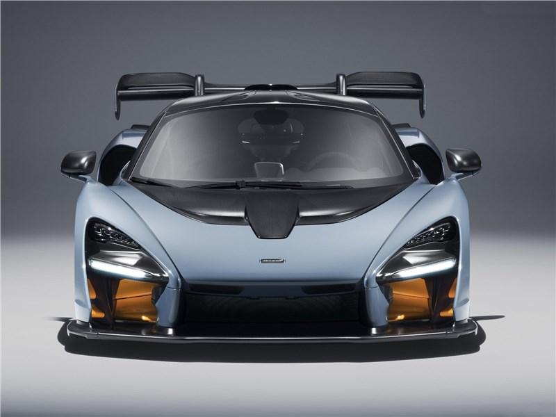 McLaren Senna 2019 вид спереди