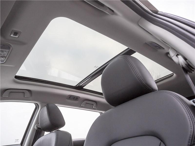Haval H6 Coupe 2017 панорамная крыша