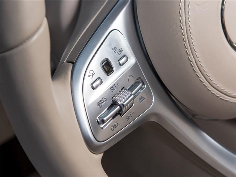 Mercedes-Maybach S 450 4Matic 2018 руль