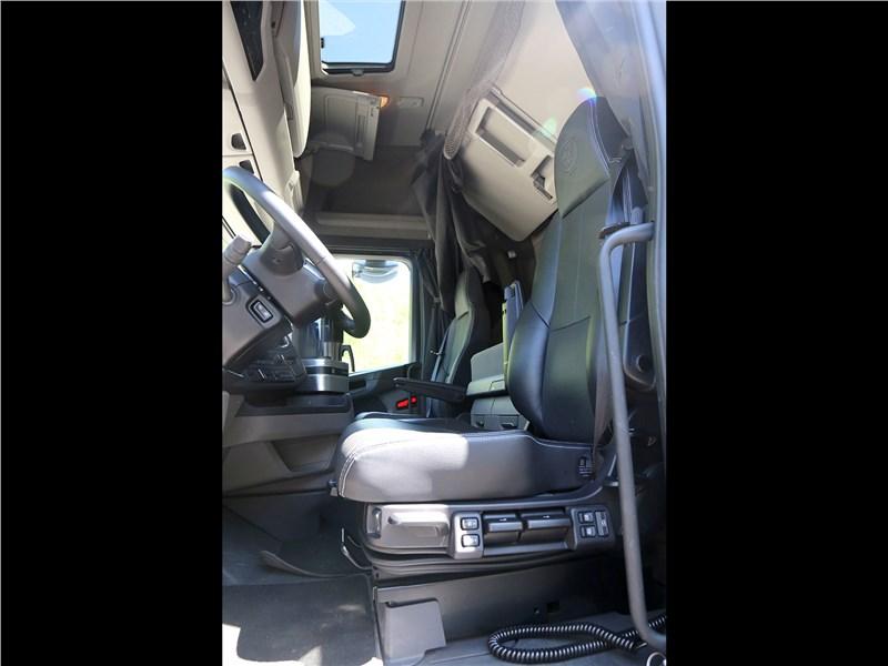 Scania S 500 2016 кресла