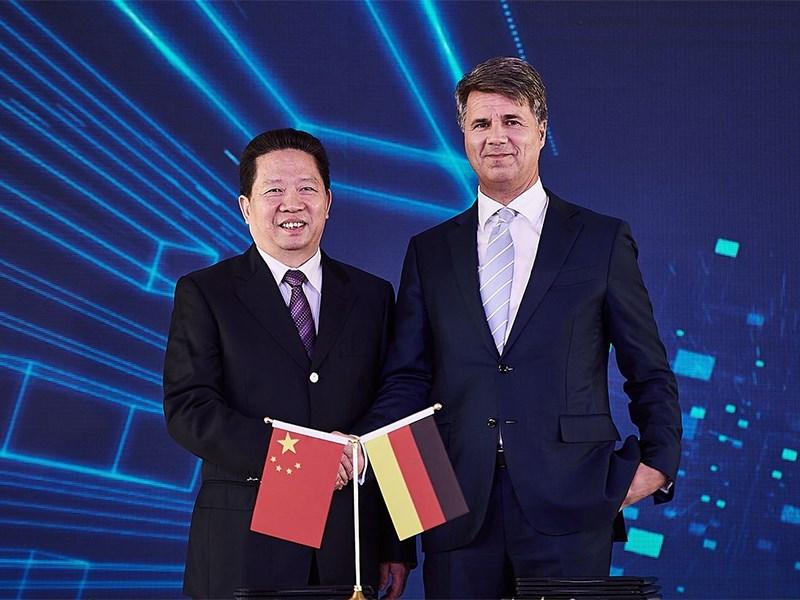 BMW переносит сборку ключевых моделей в Китай Фото Авто Коломна