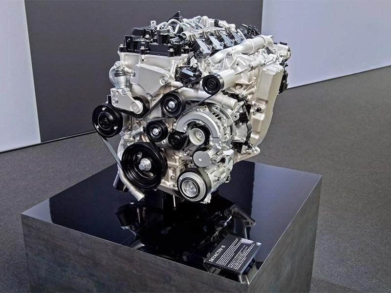 Новая Mazda 3 получит гибридную установку