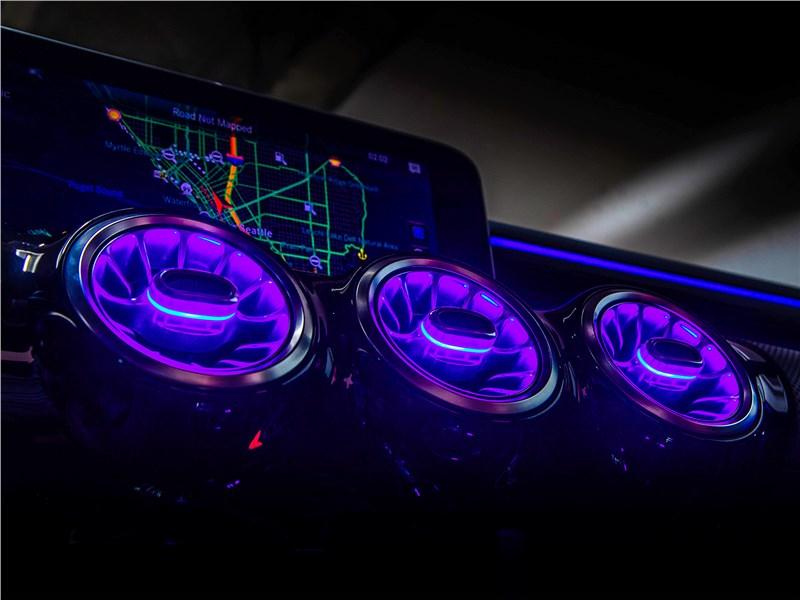 Mercedes-Benz A-Class 2019 дефлекторы
