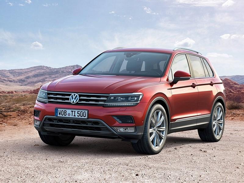 Дизельных Volkswagen Tiguan больше не будет Фото Авто Коломна
