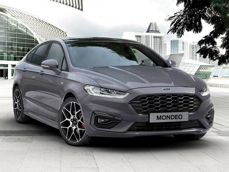 Представлен обновленный Ford Mondeo