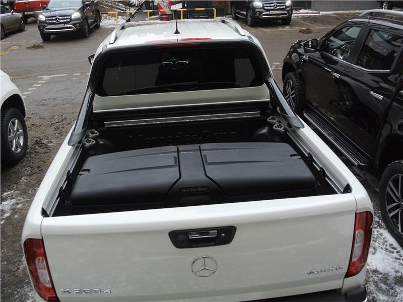 Mercedes-Benz X-Class 2018 кузов