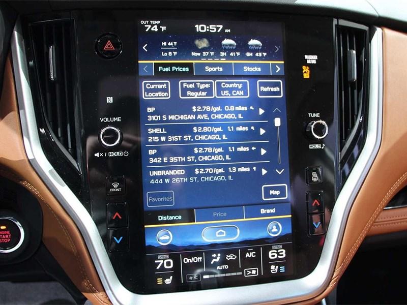 Представлен новый Subaru Legacy