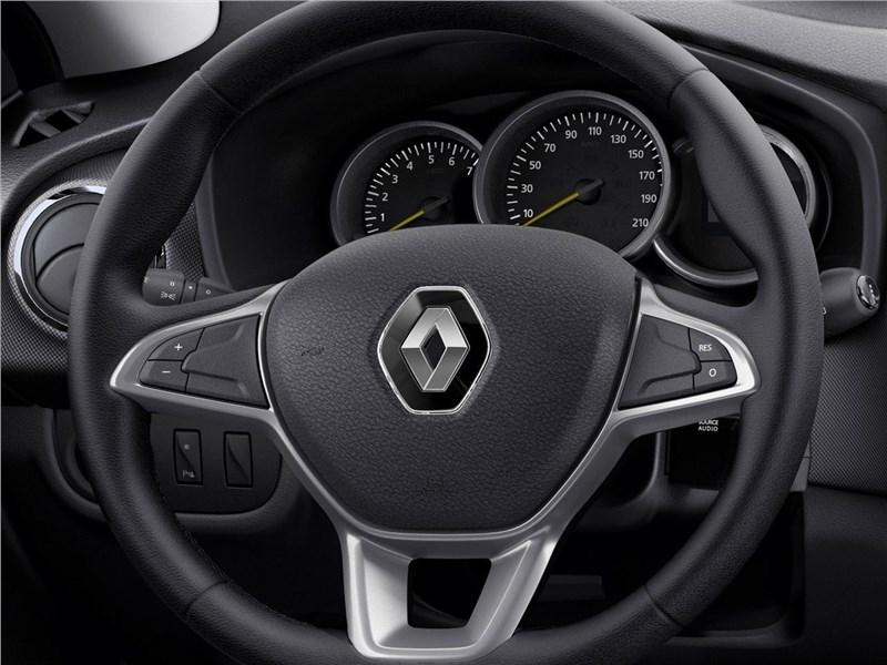 Renault Logan 2018 руль